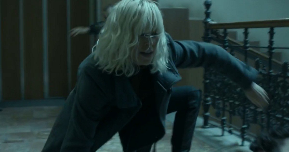Atomic Blonde Red-Band Trailer: Stars Charlize Theron - Cosmic Book News