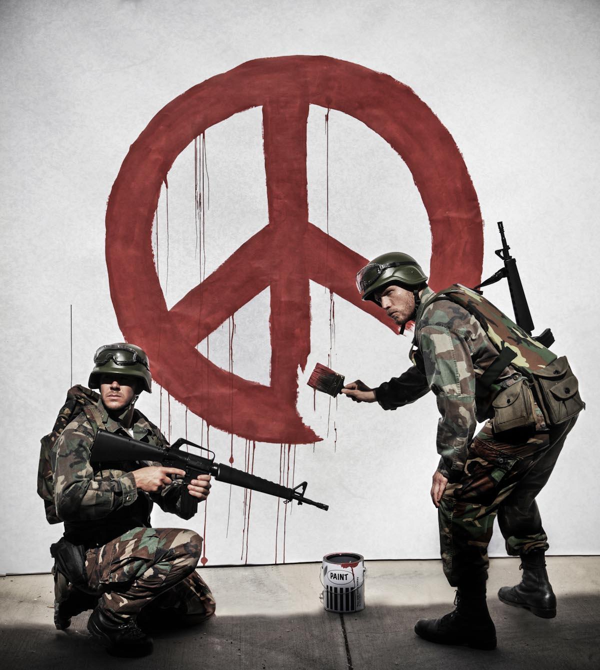 Gallery: Banksy's Iconic Street Art   Creative Resistance