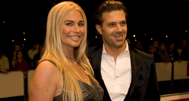Sergio Herman with Wife