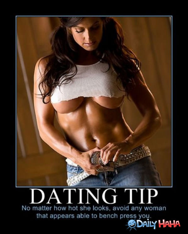 Dating Tip funny picture