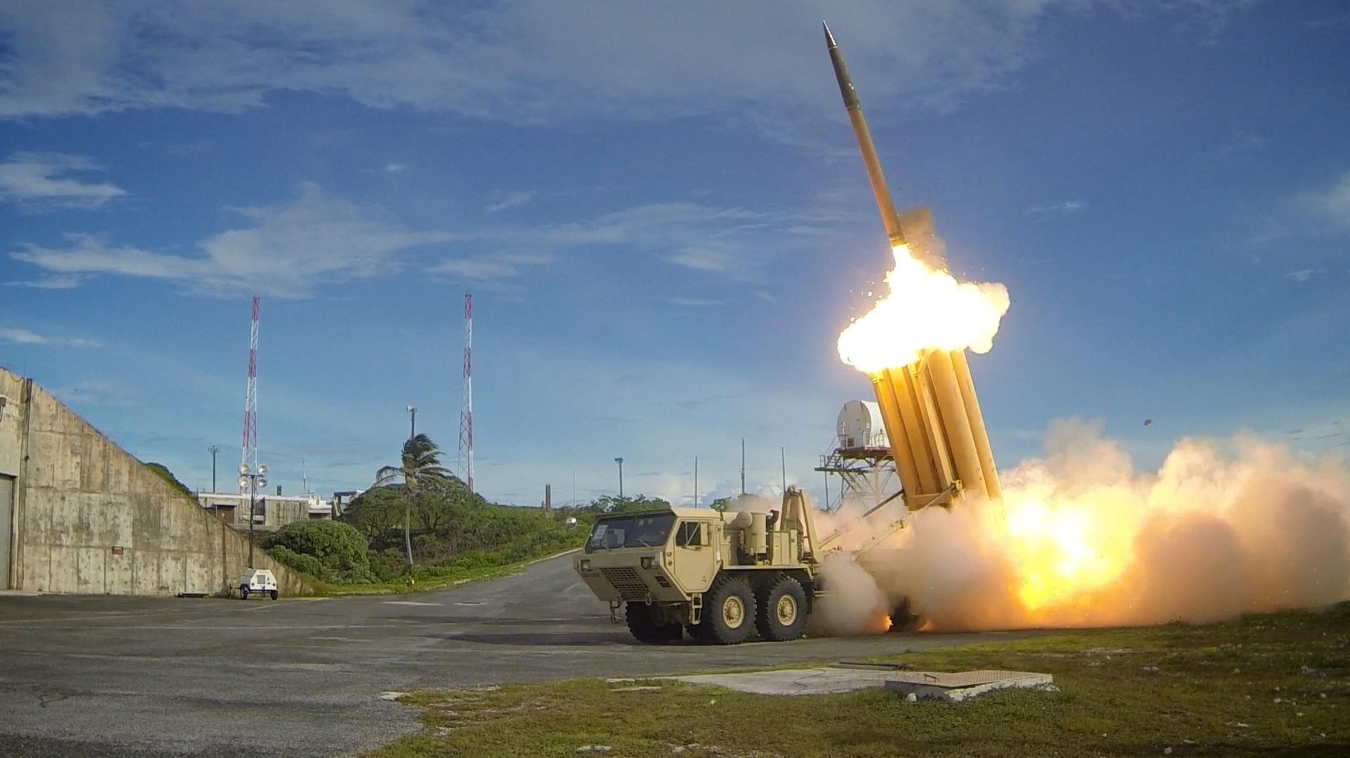 Lockheed Martin Receives $528 Million THAAD Missile ...