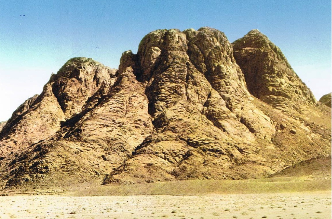 12 Mt. Sinai & Second Coming Compared - Deity and Humanity