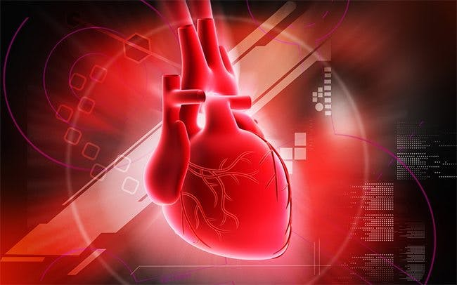 ... heart failure? Yes, if we can believe the results from a new study