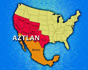 Is Aztlan And The Reconquista Real Or A Joke? : Diggers Realm