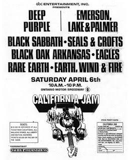 CALIFORNIA JAM 1974: DE LA LOCURA DE BLACKMORE AL PIANO ...