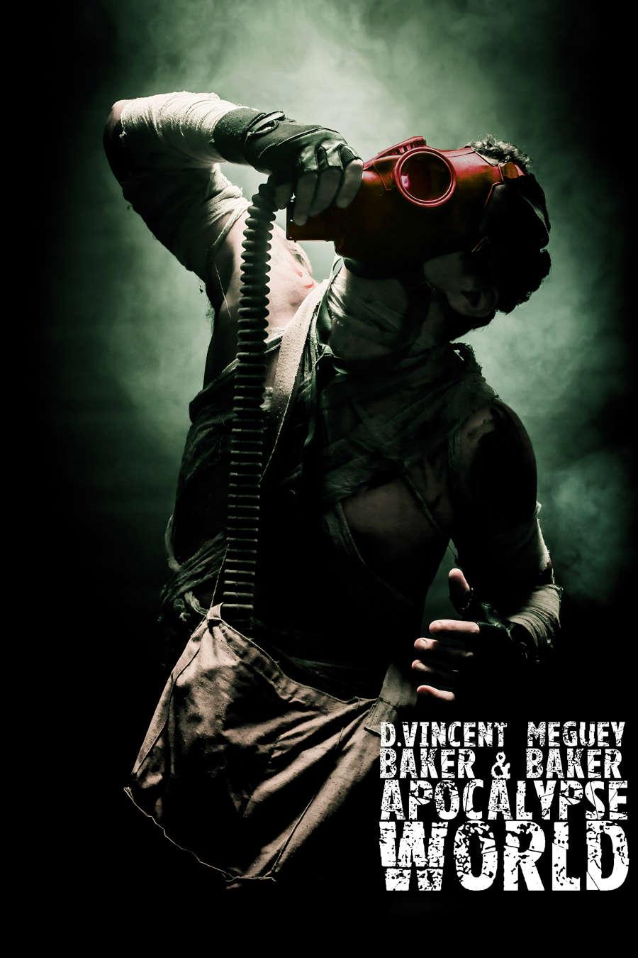 Apocalypse World (2nd Ed) - lumpley games | DriveThruRPG.com