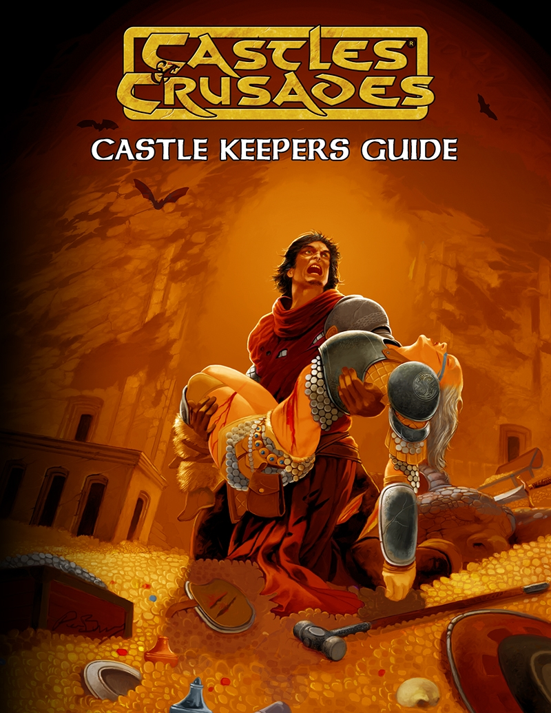 Castles & Crusades Castle Keepers Guide - Troll Lord Games ...