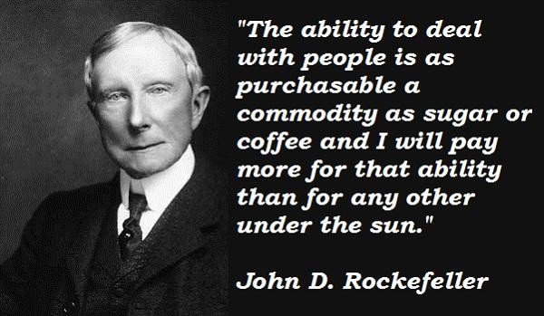 7 Hard Truths About Success From John D. Rockefeller