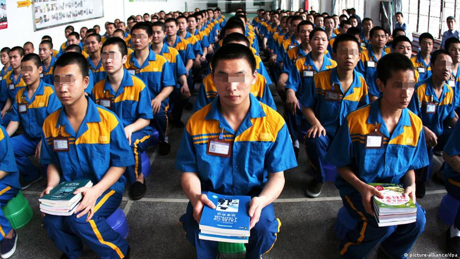 No end to China′s notorious re-education camps | Asia| An ...