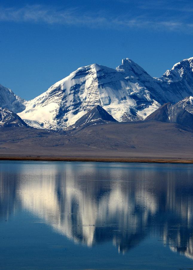 Qinghai-Tibet Plateau glaciers shrink 15 pct in 30 yrs (1 ...