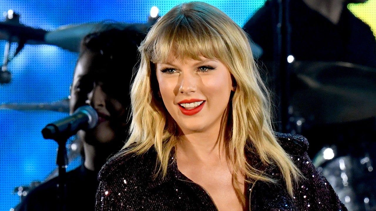 Taylor Swift Tears Up Watching Performance on 'The Voice ...