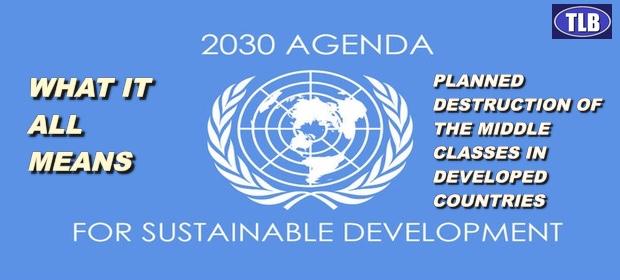 UN Agenda 2030: A Recipe for Global Socialism | Europe ...