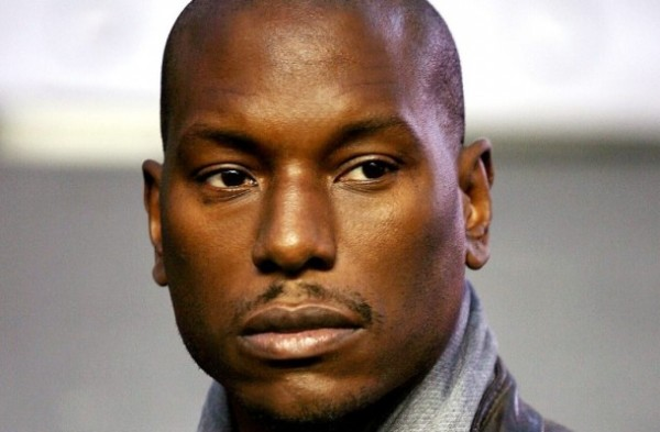 Tyrese Abuses Jennifer Hudson ... in Short Film; Admits He ...