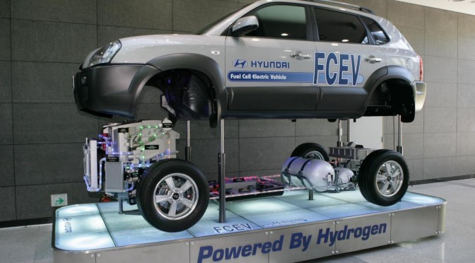 Hyundai to cut price of FCV in Korea to compete with Toyota