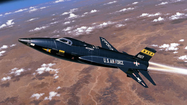 North American X15   Aircraft