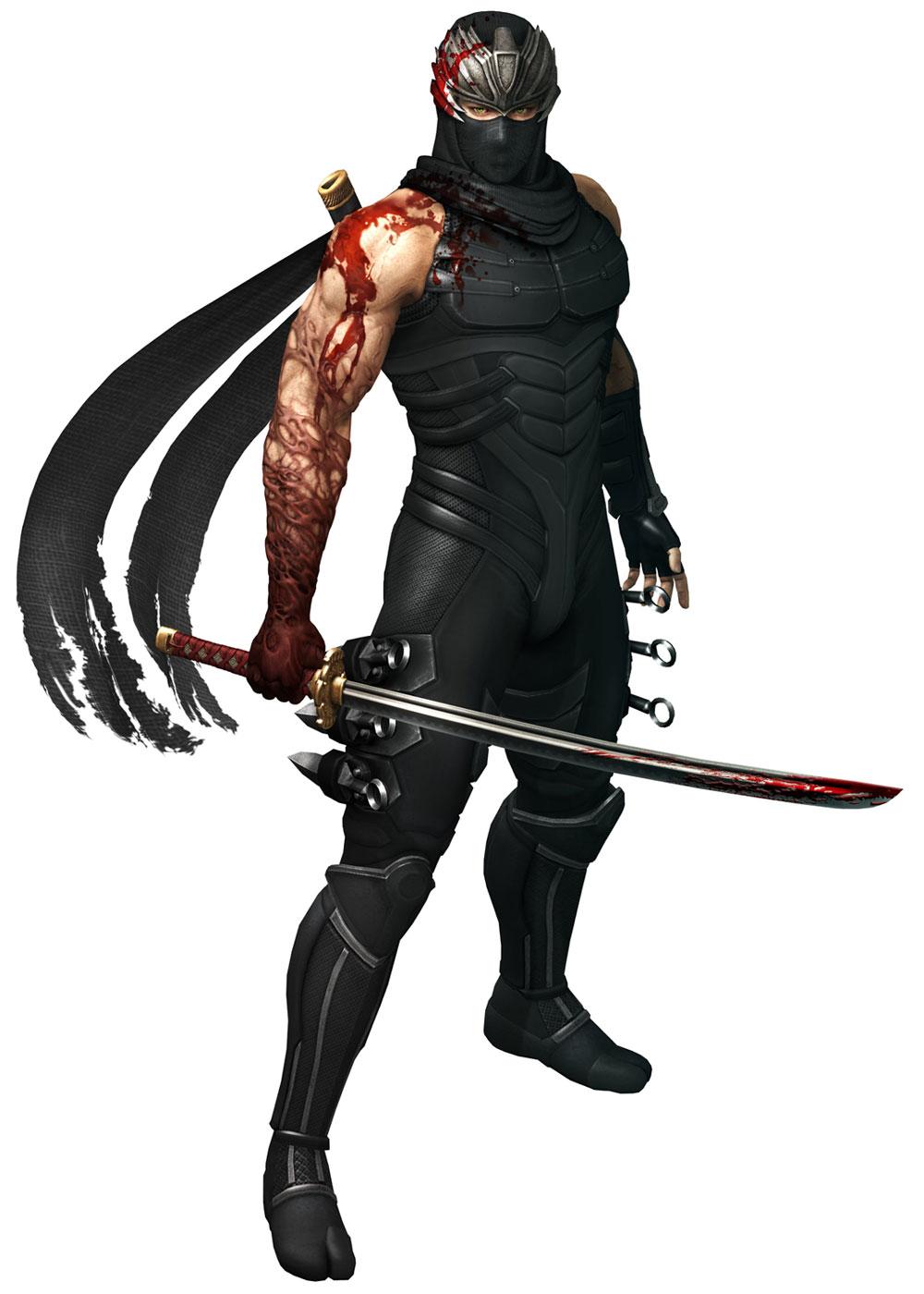 Ryu Hayabusa (Dead or Alive / Ninja Gaiden)