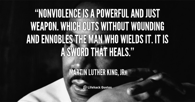 What Martin Luther King Jr. Can Teach Us about Nonviolence