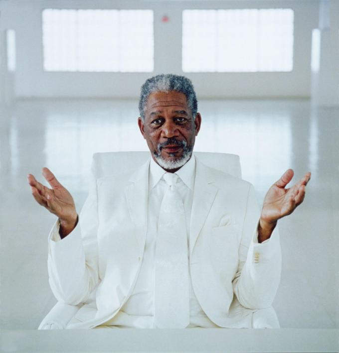 Morgan Freeman's Affair with Step-Granddaughter ...