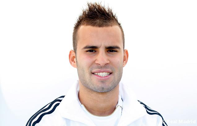The 24-year old son of father (?) and mother(?), 178 cm tall Jesé Rodríguez in 2017 photo
