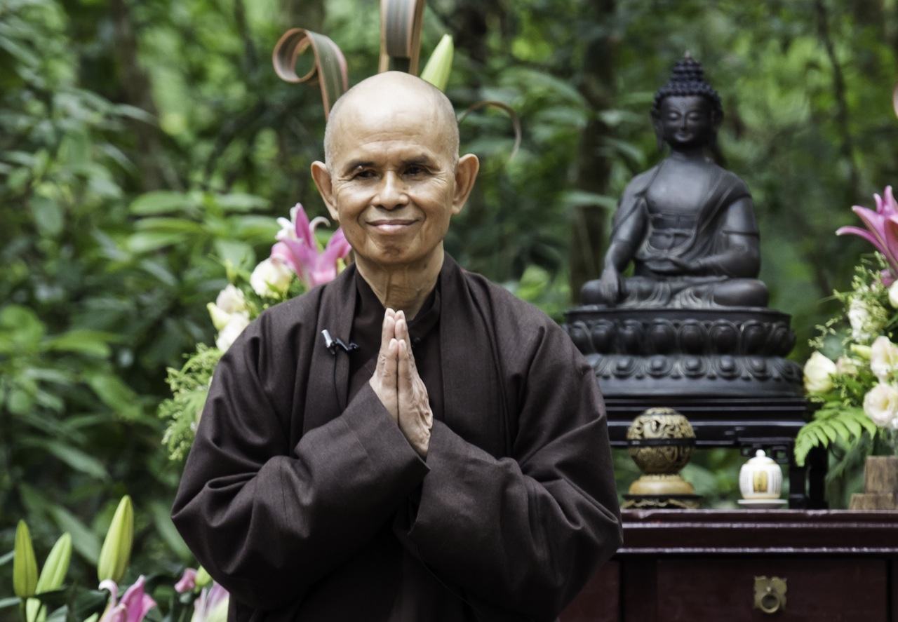 10 Powerful Thich Nhat Hanh Quotes - Found My LightFound ...