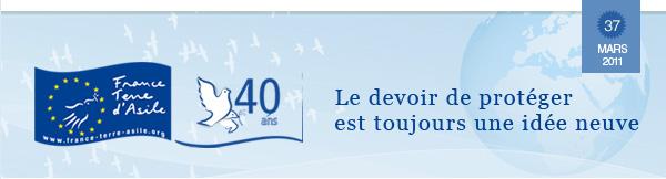modèle de newsletter - France terre d'asile