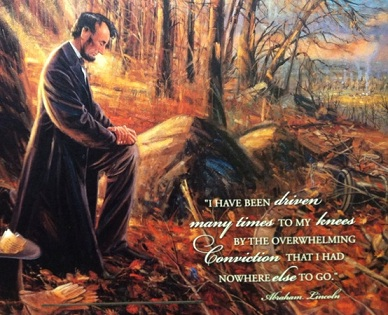 Abraham Lincoln's Thanksgiving Day Message To Atheists, Humanists and Other Americans | FREEDOM ...