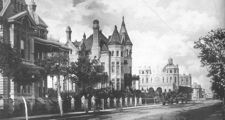 Historic Properties and Heritage Research | Galveston Historical ...
