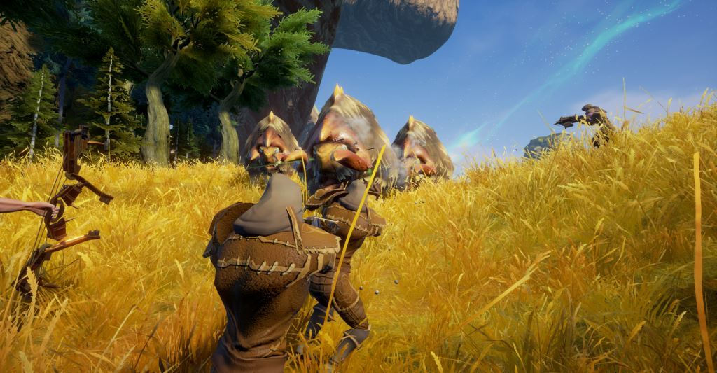 Rend - Check Out The Game's Bestiary - GameSpace.com