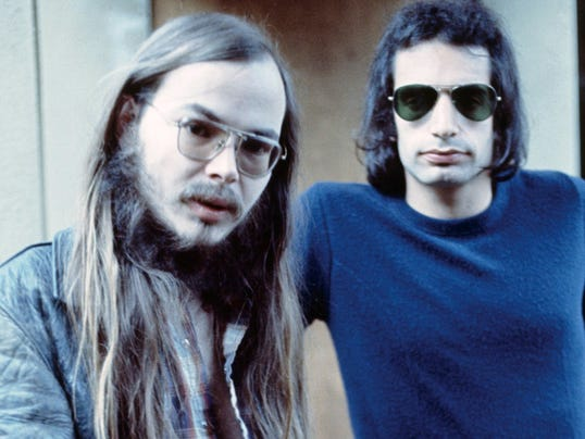 Walter Becker Images Walter Becker Left And