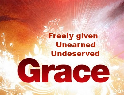What Is Grace? Grace is God's Unearned, Undeserved Favor ...