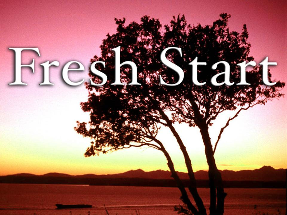 Fresh Start, Proverbs 24:16, free PowerPoint Sermons by ...