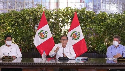 Presidente Vizcarra: Más de un millón de pruebas, entre ...