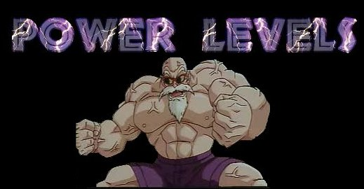 Power Levels Of Dragon Ball Z/GT