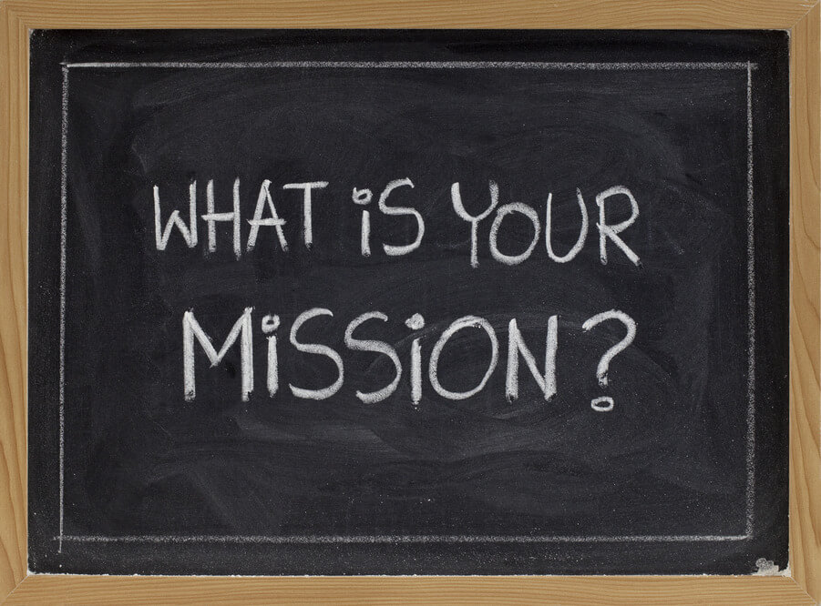 Monday Morning Motivation: What's Your Mission Statement ...