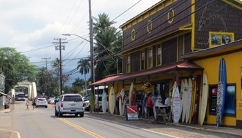 Historic Haleiwa Hawaii: The Town that Surfing Built.