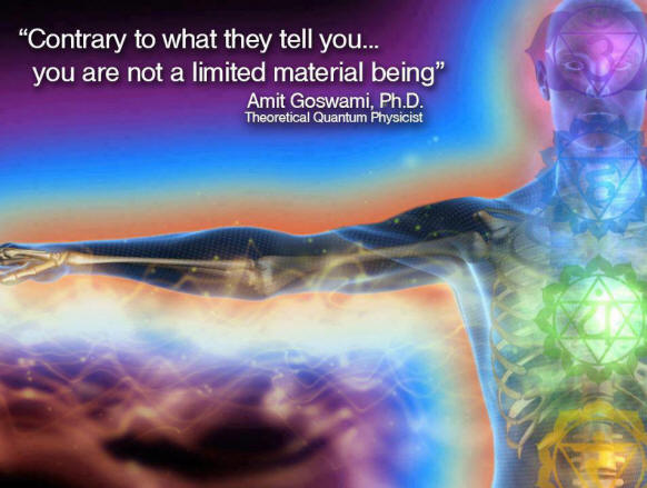 Quantum reality is far more than mere physicality.