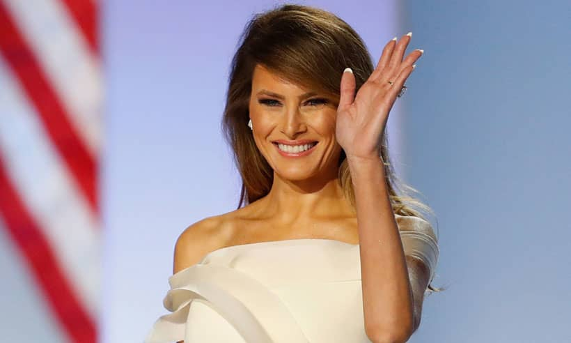 Melania Trump: a look at the First Lady's humble roots
