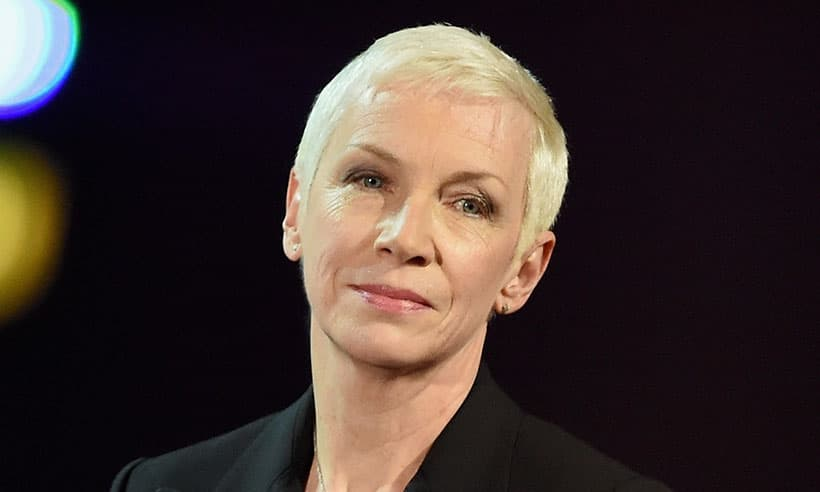 Annie Lennox shares funny email offering her a job