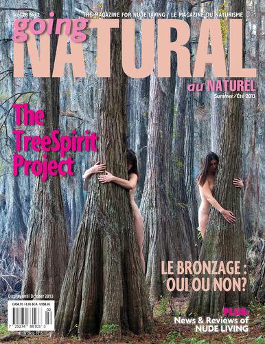 Going Natural Magazine Summer 2013 - H&E naturist magazine