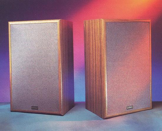 Cambridge Soundworks Model Six Bookshelf speakers review ...