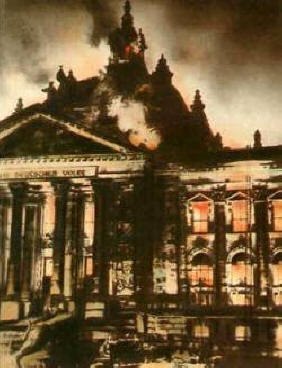 Nazi Germany - The Reichstag Fire - History