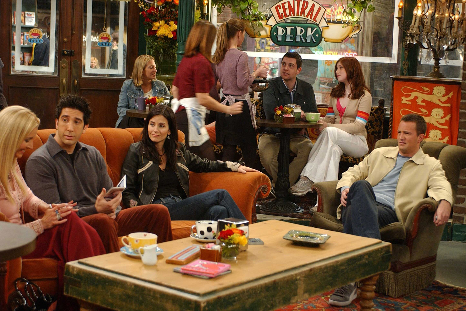 F.R.I.E.N.D.S Central Perk themed cafe is opening in ...