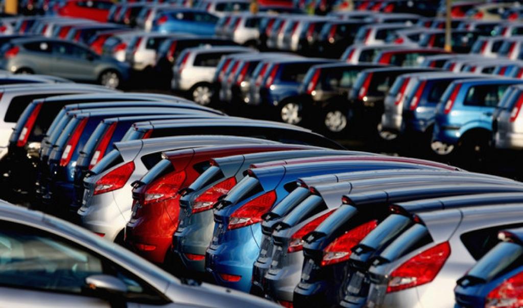 UK car sales increase to a nine-year high