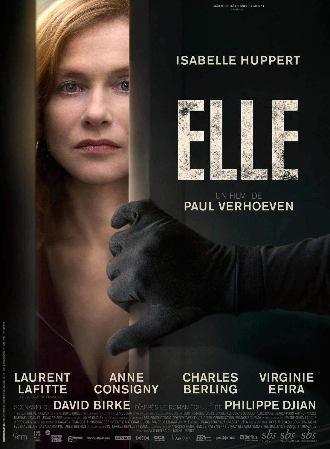 Elle (#1 of 4): Extra Large Movie Poster Image - IMP Awards