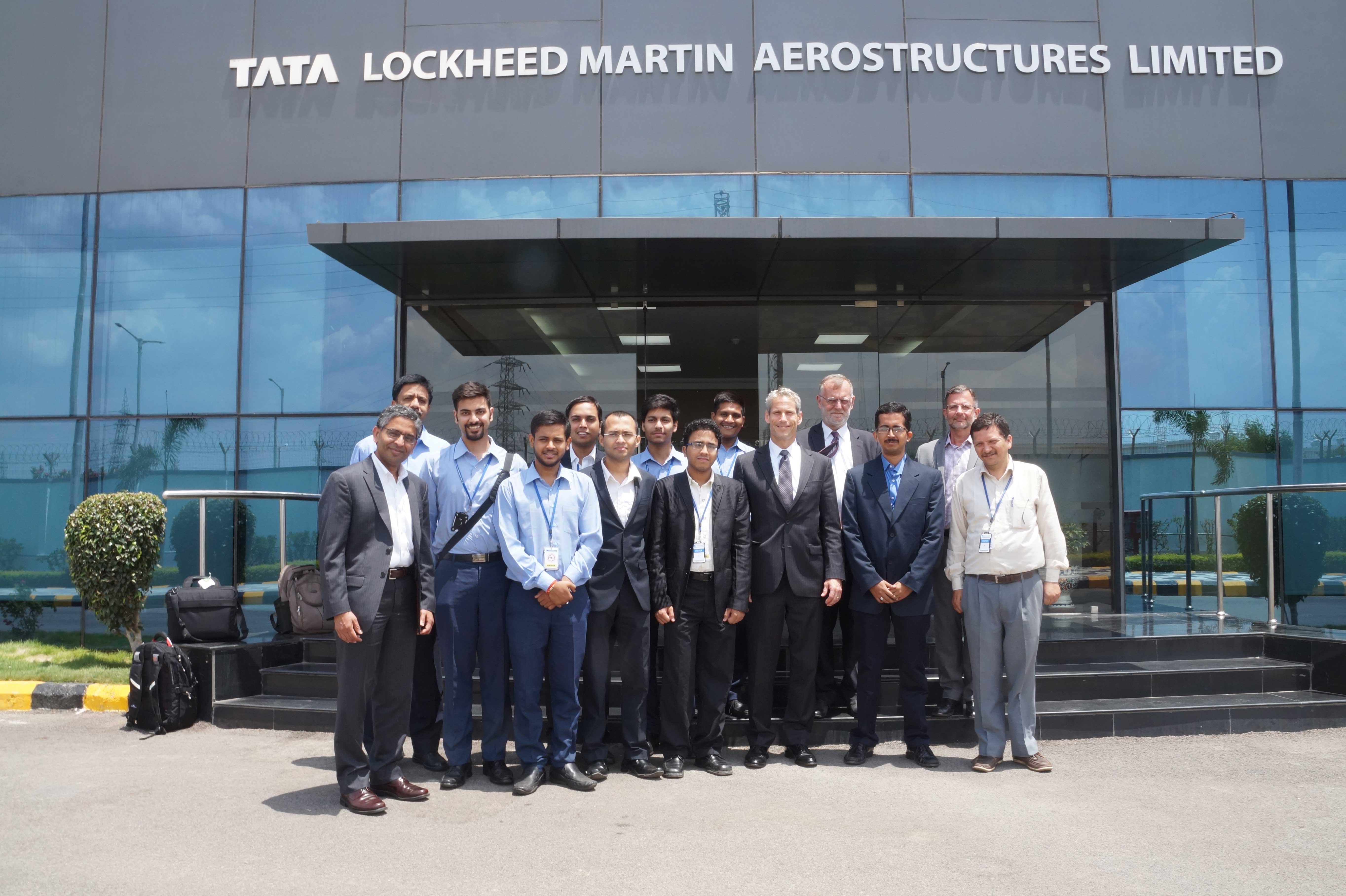 India Strategic ::. Defence Industry: Lockheed Martin ...