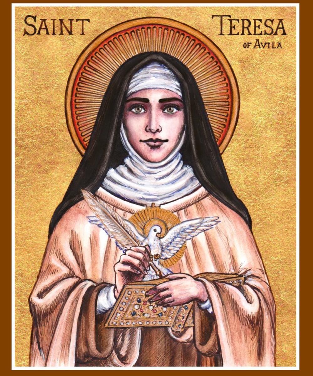 "Teresa of Avila's ""The Interior Castle"" as an ..."