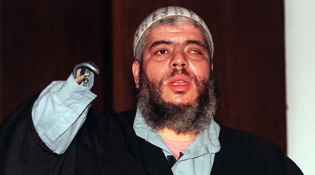 Police arrest three of Abu Hamza's sons in London after they 'carried out £1million in fraud with help from a corrupt banking insider'…