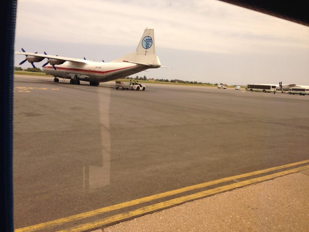 Lomé, Togo to Niamey, Niger and Hotel Terminus in Niamey ...