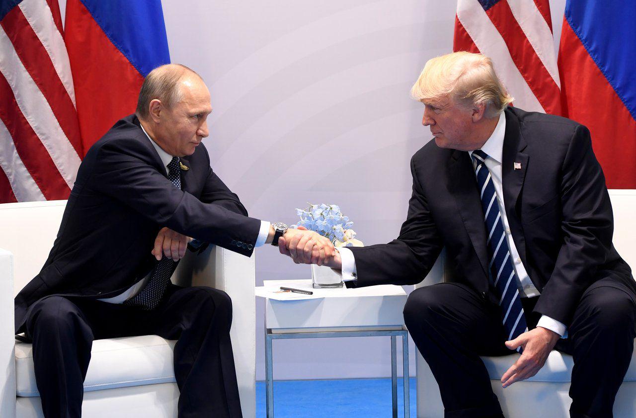 Trump : «Poutine se sent insulté» par les accusations d ...