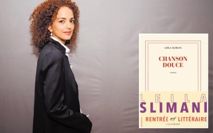 Leila Slimani en lice pour le Prix Goncourt
